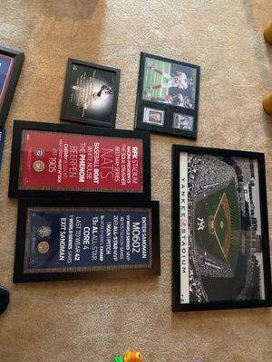 Sports memorabilia for Sale in Bristow, VA