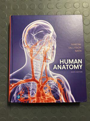 Human Anatomy Ninth Edition for Sale in Arlington, WA