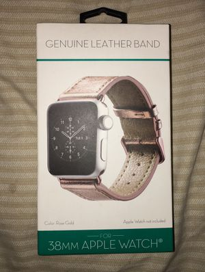 Leather band for Apple Watch for Sale in Lancaster, KY