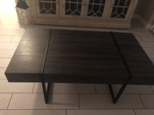 Oak Hardwood Rectangle Coffee Table for Sale in Fort Lauderdale, FL