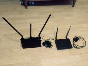 Asus Router and Range Extender for Sale in St. Petersburg, FL