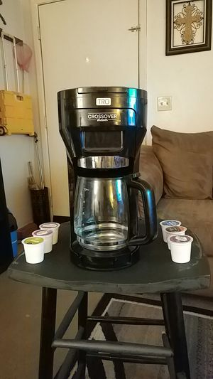 Tru coffee maker for Sale in Oklahoma City, OK