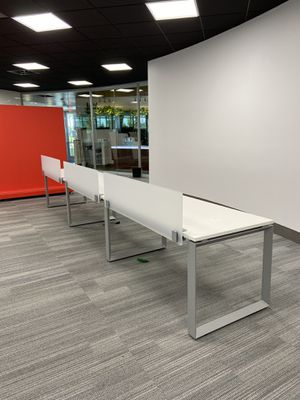 AMQ Solutions - 3 Desk Combo (One Piece) - Office for Sale in Orlando, FL