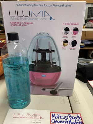 Lilumia 2 Makeup Brush Cleaner Device for Sale in Portland, OR
