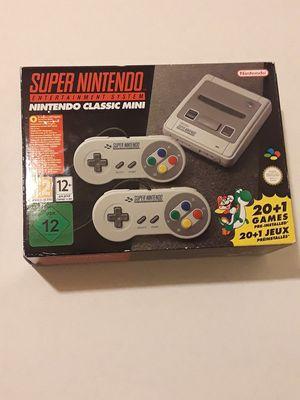 Super Nintendo Classic Mini *RARE* for Sale in Long Beach, CA