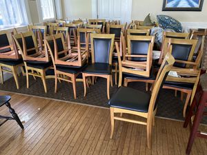 60 Restaurant chairs for Sale in Boothbay Harbor, ME