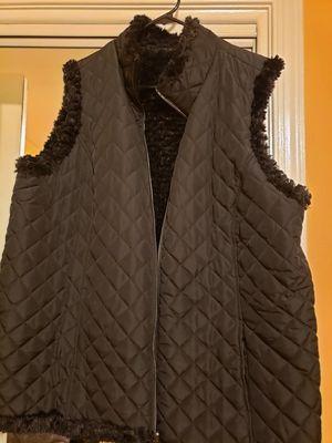 Black Vest for Sale in Washington, DC