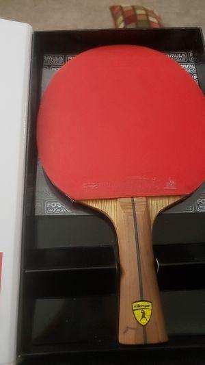 Killerspin pingpong/table tennisbat....jet 800 for Sale in Renton, WA