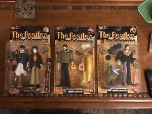 1999 Beatles Action Figures for Sale in Mansfield, OH
