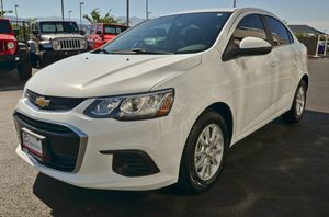 2017 Chevy Sonic for Sale in Las Vegas, NV