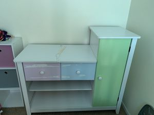 Changing table for Sale in Coon Rapids, MN
