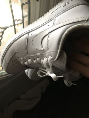 White Nike Air Force 1s for Sale in Windsor Hills, CA