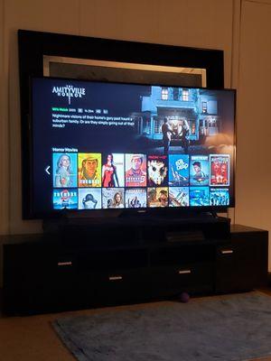"""Phillips 50"""" Smart TV W/original remote. for Sale in Williamsburg, MI"""
