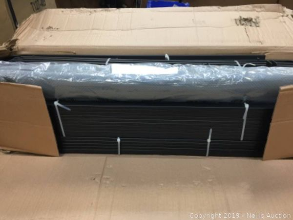 Smart Box Spring / Strong steel structure
