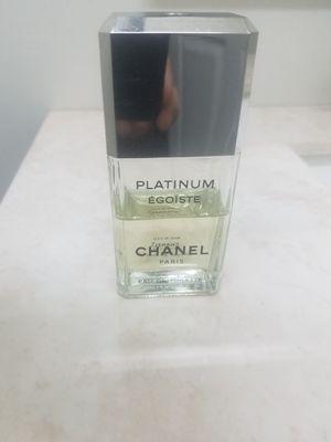 CHANEL PLATINUM ÉGOÏSTE EDT Spray, 3.4 oz For Men for Sale in Baltimore, MD