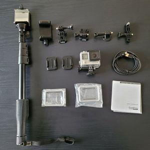 GoPro Hero w/ Accessories for Sale in Gilbert, AZ