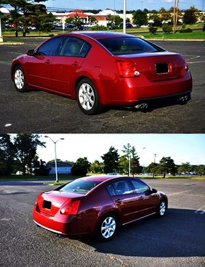 Low Miles $1OOO Nissan Maxima 2OO7 automatic for Sale in Philadelphia, PA