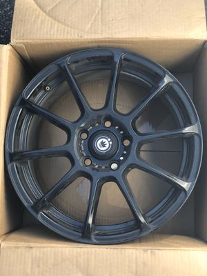 Rims - Need Gone, Price Negotiable for Sale in Elmendorf, TX