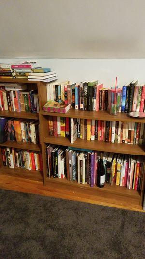 3 Bookshelves, 15 each or 3 for 30 for Sale in Altamont, NY