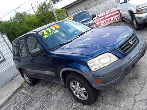 CRV HONDA SPECIAL SALE WEEK END $2,995 CASH OR CREDIT $1,400 DOWN NO CREDIT CHECK for Sale in San Antonio, TX