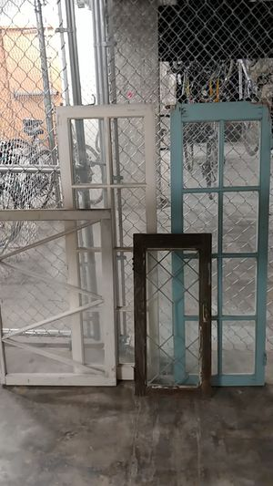 Antique window panes for Sale in Denver, CO