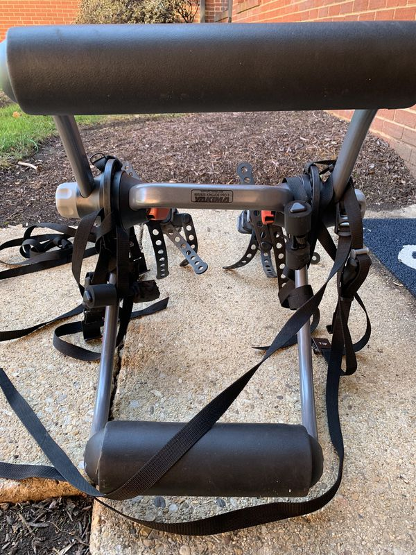 Bike Rack, Yakima, 3 bike