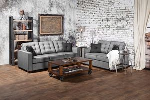 Sofa and Loveseat- Sala de 2pc @Elegant Furniture for Sale in Fresno, CA