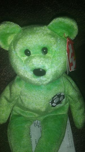 Kick beenie bear hes worth alot of money please for Sale in Hill Air Force Base, UT
