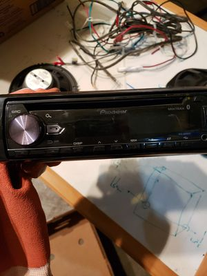 Pioneer Bluetooth car audio system for Sale in Hillsboro, OR