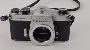 Pentax Spotmatic 35mm film slr camera for Sale in Smyrna, TN