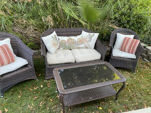 Patio set FIRM PRICE for Sale in Moreno Valley, CA