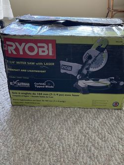Ryobi Miter Saw for Sale in Orlando,  FL