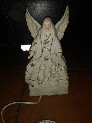 Snow angel tabletop lamp for Sale in Hawthorne, CA