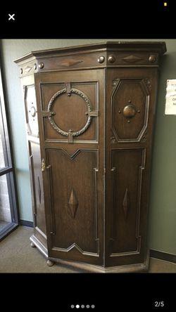 Antique Armoir for Sale in San Francisco,  CA