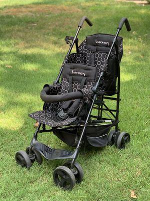 Kinderwagon tandem stroller!! for Sale in Raleigh, NC