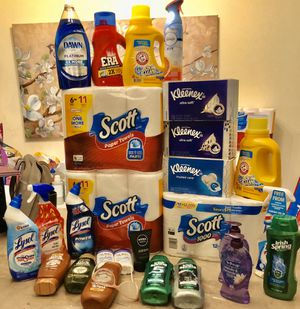 Big Lot Of Household Products #56 for Sale in Braddock, PA