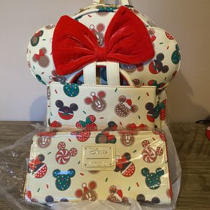 Christmas Cookies Bag, Ears And Wallet ! for Sale in Young, AZ