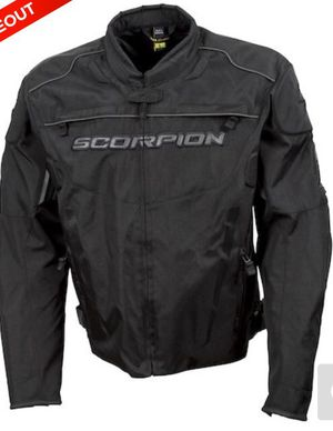 Men's Scorpion Battalion Jacket Size M for Sale in Forest Grove, OR