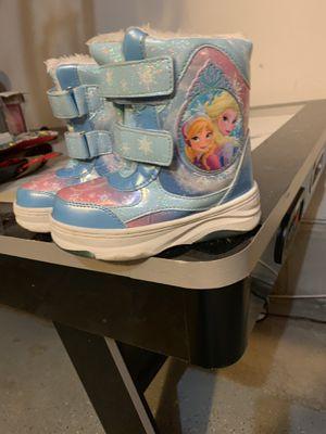 Frozen snow boots for Sale in Chula Vista, CA