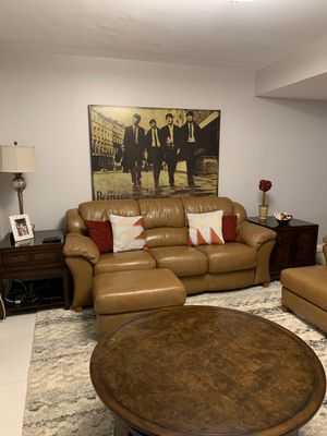 Gorgeous Entire Living Room Set! for Sale in Boca Raton, FL