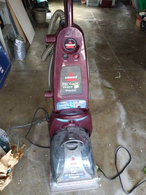 Bissell carpet cleaner ProHeat x2 with microban for Sale in South San Francisco, CA