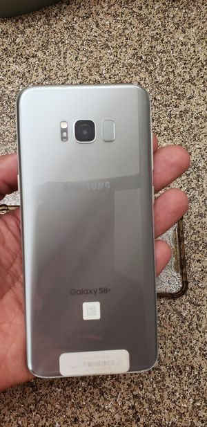 Samsung Galaxy S8 Plus Unlocked - Like New for Sale in Westminster, CA