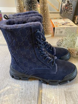 GUCCI Boots, size US 8, new, short boots for Sale in Edmonds, WA