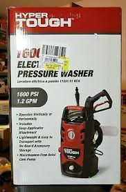 1600 psi 1.2 gpm HYPER TOUGH brand pressure washer for sale for Sale in Portland, OR