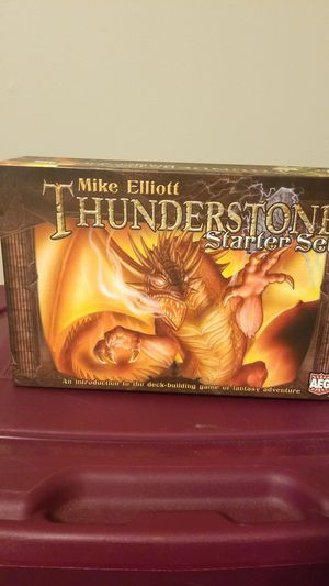 Board game: Thunderstone for Sale in Aurora, OH