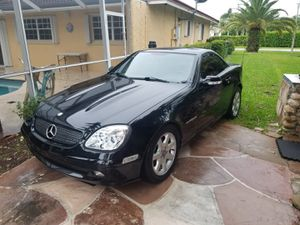 For parts Mercedes Benz SLK everything is perfect for Sale in Tamarac, FL