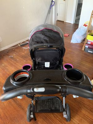 Double stroller, baby trend for Sale in Virginia Beach, VA