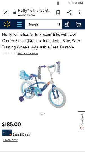 "Huffy 16 "" bike for Sale in West Richland, WA"