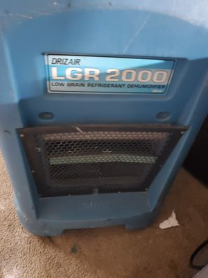 Dehumidifier (Water 💦 extraction) for Sale in Houston, TX