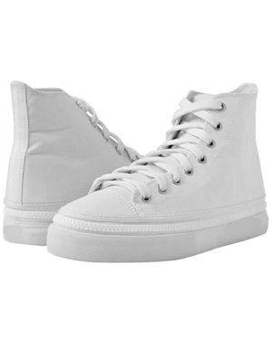 High Tops Zipz Casual Canvas Sneakers Skate Tennis Shoes Alvaliable are Size mens 4/9.5/10.5 for Sale in Victorville, CA